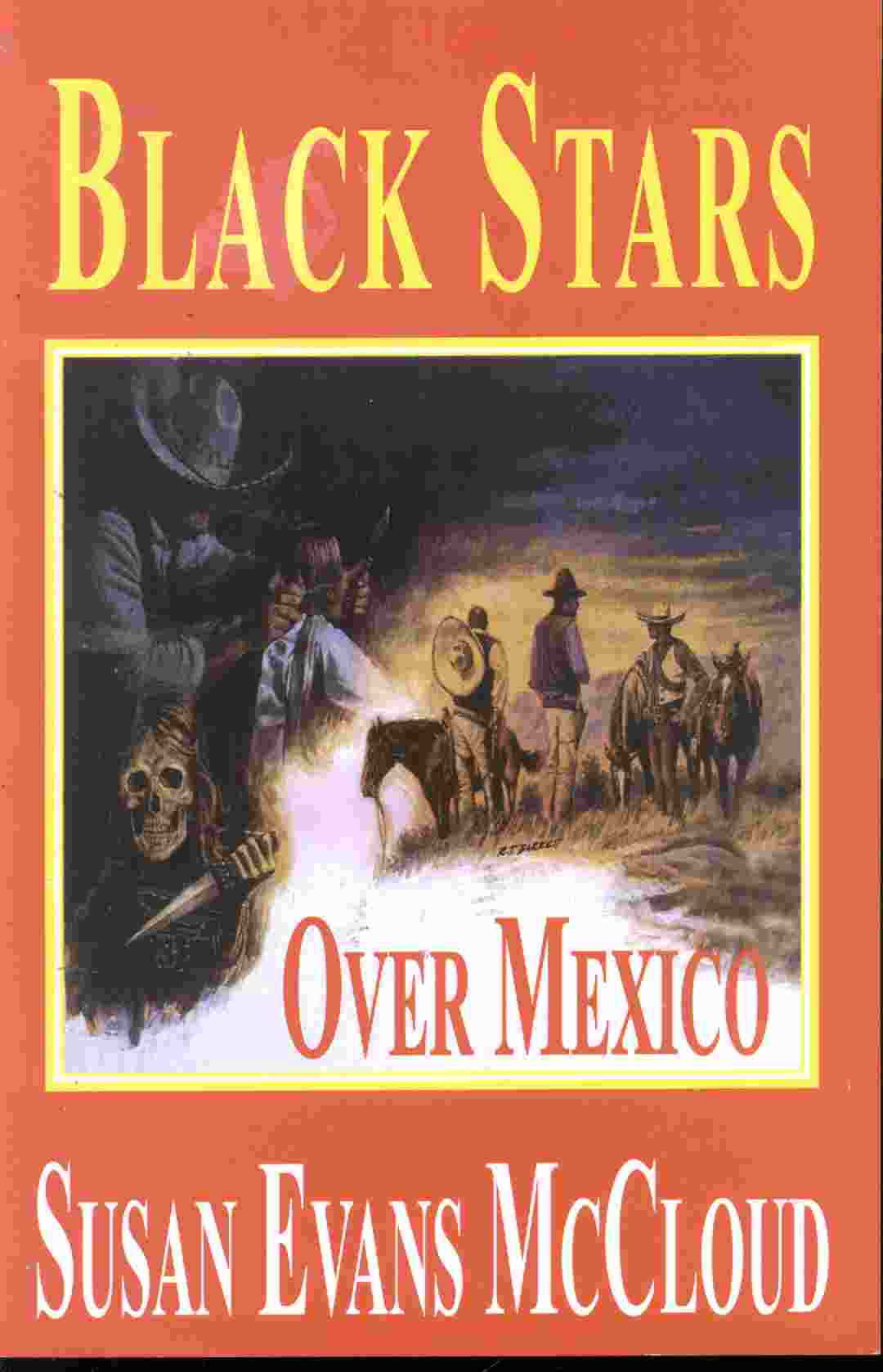 Image for BLACK STARS OVER MEXICO