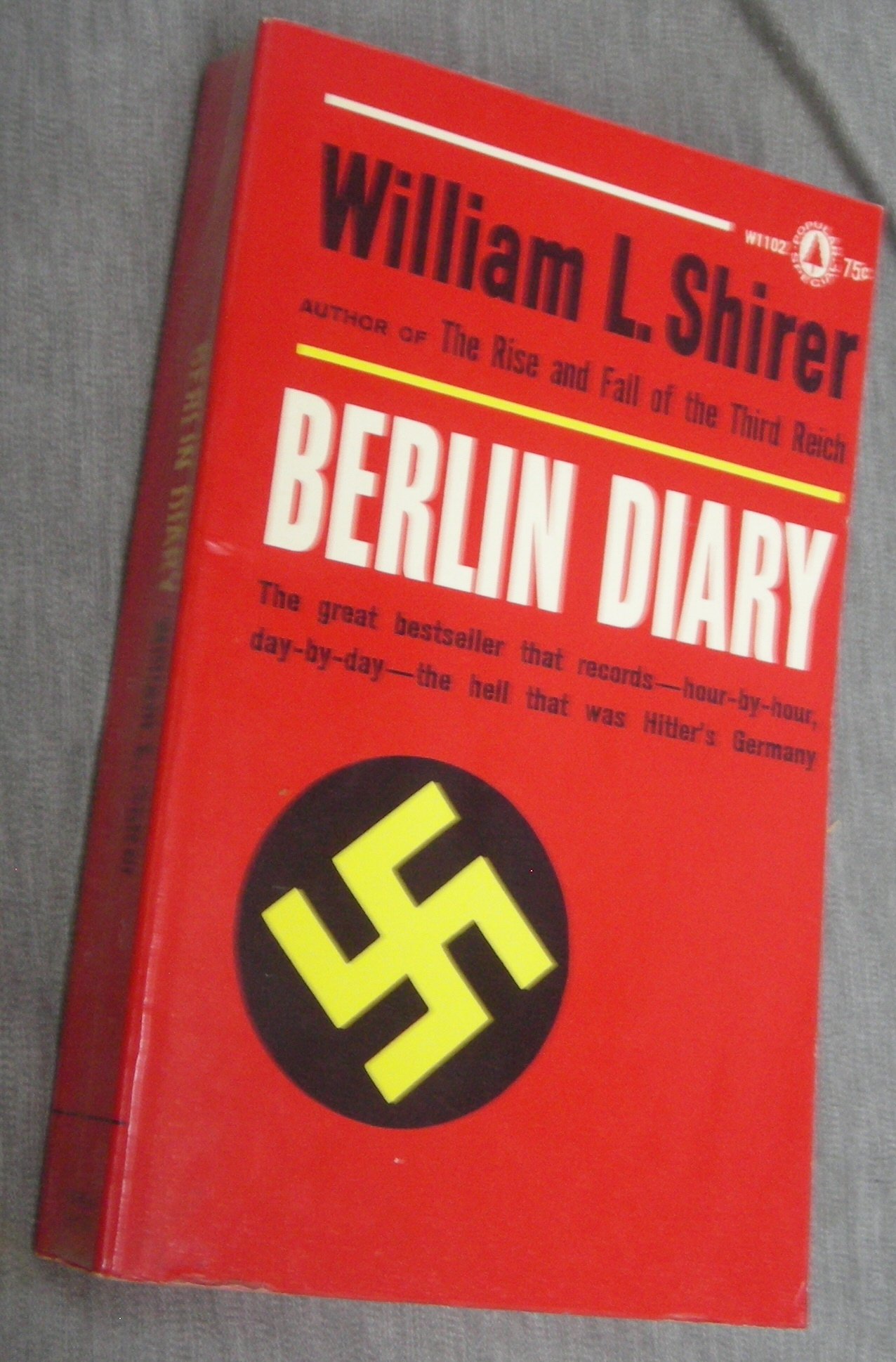 Image for Berlin Diary - The Journal of a Foreign Correspondent 1934-1941