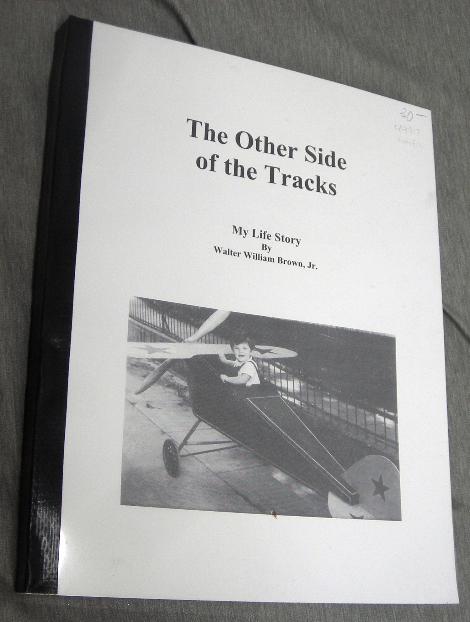 Image for The Other Side of the Tracks - My Life Story