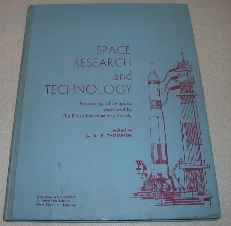 Image for SPACE RESEARCH AND TECHNOLOGY