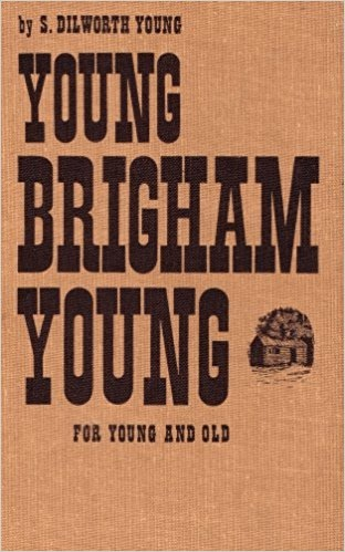 Image for YOUNG BRIGHAM YOUNG: FOR YOUNG AND OLD