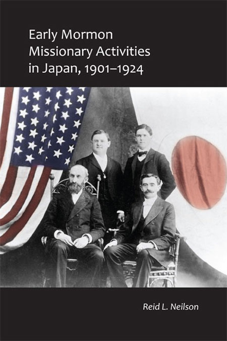 Image for Early Mormon Missionary Activities in Japan, 1901-1924