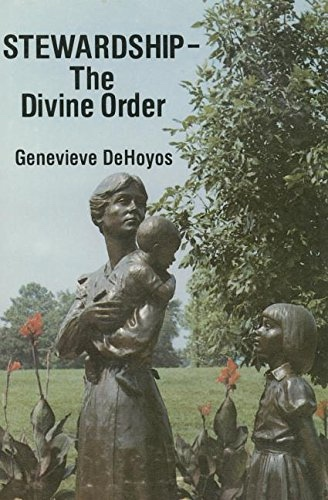 Image for Stewardship - The Divine Order