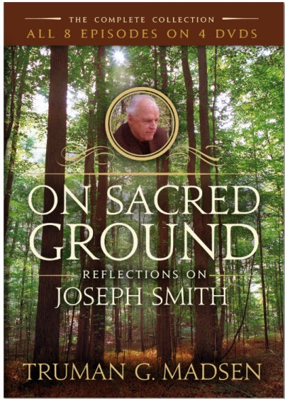 Image for On Sacred Ground - Reflections on Joseph Smith