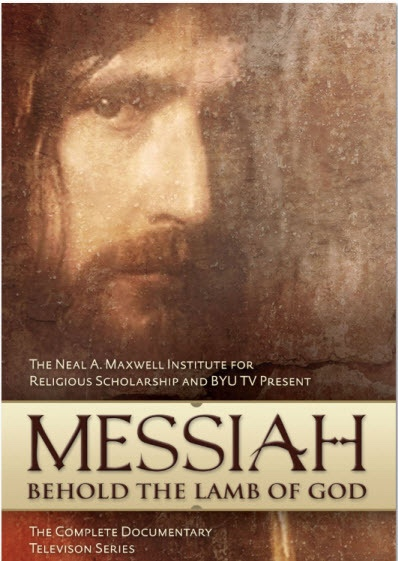 Image for Messiah- Behold the Lamb of God