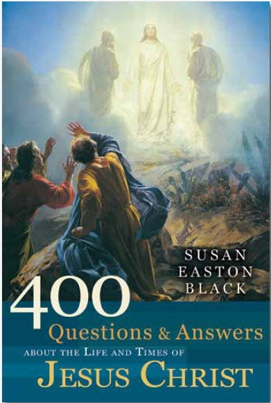 Image for 400 Questions & Answers about the Life and Times of Jesus Christ