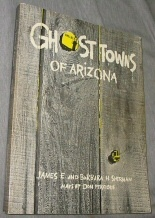 Image for Ghost Towns of Arizona