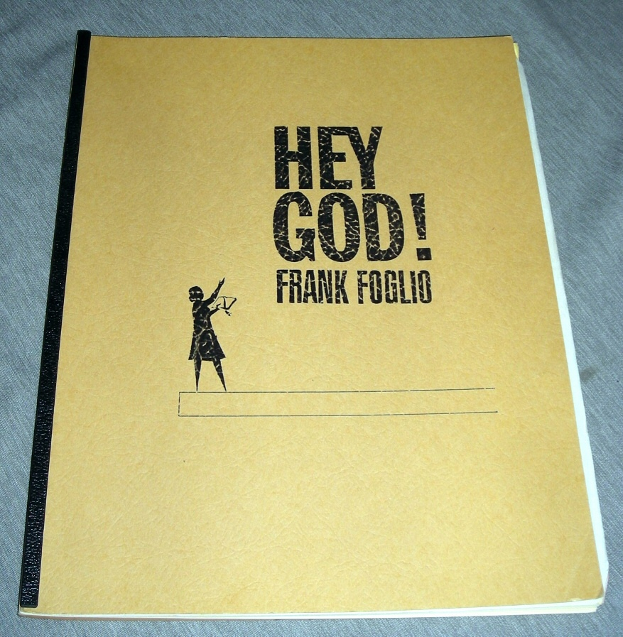 Image for Hey God!