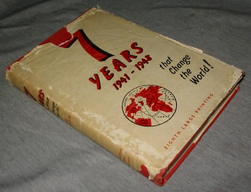 Image for Seven Years That Change the World - 1941 - 1948