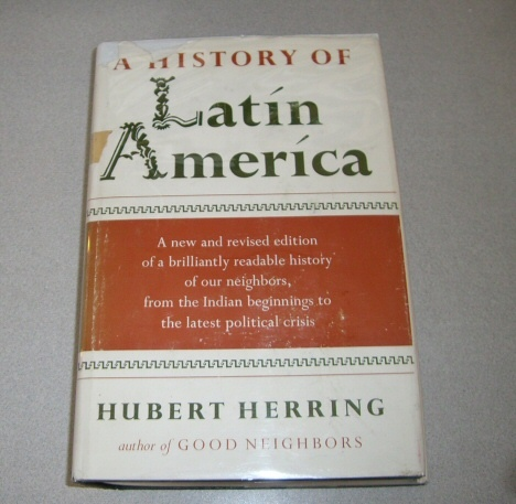 Image for A HISTORY OF LATIN AMERICA: FROM THE BEGINNINGS TO THE PRESENT