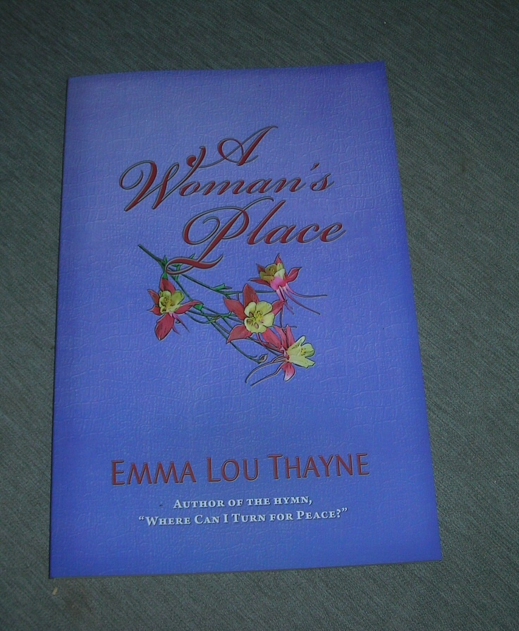 Image for A Woman's Place
