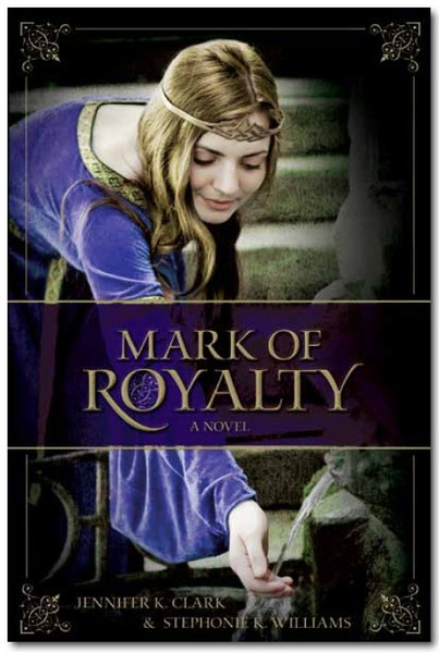 Image for Mark of Royalty -  A Novel