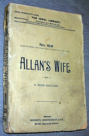 Image for Allan's Wife