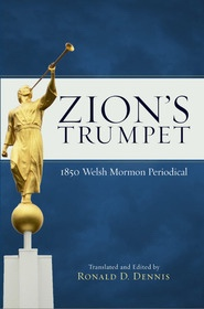 Image for Zion's Trumpet -  1850 Welsh Mormon Periodical