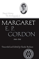Image for The Autobiography of Margaret E. P. Gordon -  1866-1966