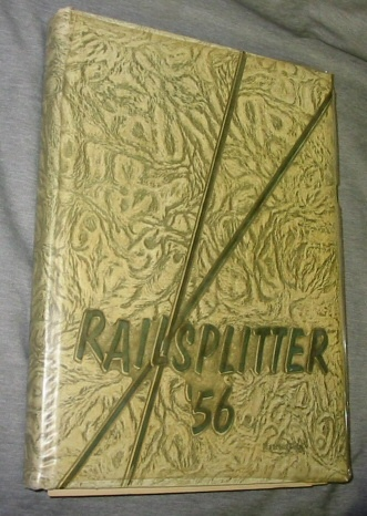 Image for Railsplitter '56 - Lincoln High School Yearbook (Orem, UT)