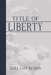 Image for Title of Liberty - a Warning Voice