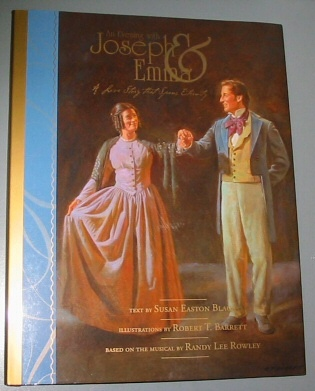 Image for AN EVENING WITH JOSEPH AND EMMA -  A Love Story That Spans Eternity