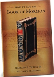 Image for How We Got the Book of Mormon