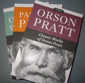 Image for Classic Works Series - Orson Pratt - Parley P. Pratt - Orson F. Whitney - Vol 1,2 and 3