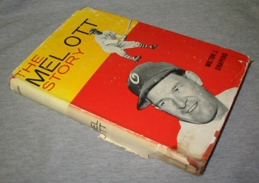 Image for The Mel Ott Story