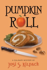 Image for Pumpkin Roll -  A Culinary Mystery
