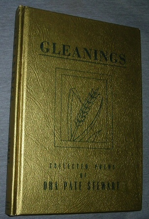 Image for GLEANINGS - COLLECTED POEMS OF ORA PATE STEWART