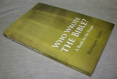 Image for Who Wrote the Bible? -  A Book for the People