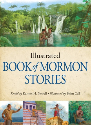 Image for Illustrated Book of Mormon Stories