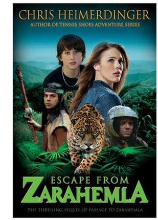 Image for Escape from Zarahemla