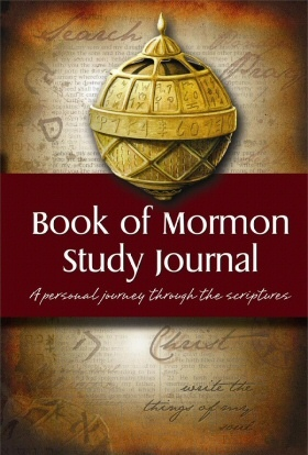 Image for Book of Mormon Study Journal -  A personal journey through the scriptures