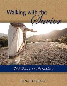 Image for Walking with the Savior Journal -  365 Days of Miracles
