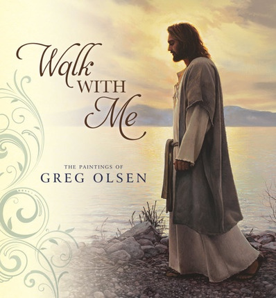 Image for Walk With Me -   The Paintings of Greg Olsen