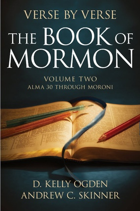 Image for Verse by Verse -  The Book of Mormon: Vol 2 - Alma 30 - Moroni