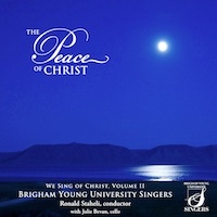 Image for The Peace of Christ -  We Sing of Christ, Volume 2