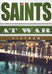 Image for Saints at War -  Vietnam - DVD