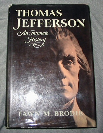 Image for Thomas Jefferson -  An Intimate History