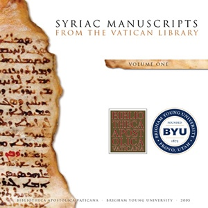 Image for Syriac Manuscripts from the Vatican Library