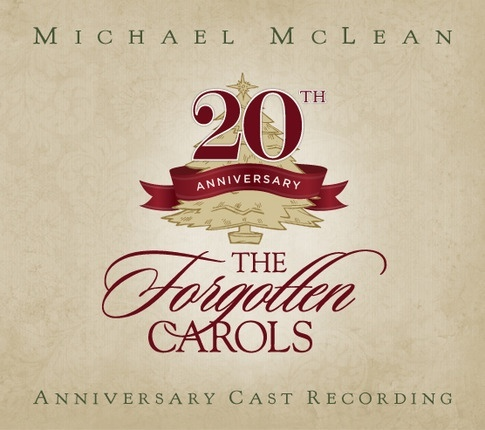 Image for THE FORGOTTEN CAROLS -   20th Anniversary Cast Recording