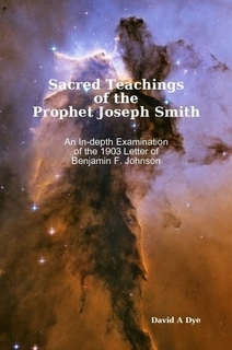 Image for Sacred Teachings of the Prophet Joseph Smith