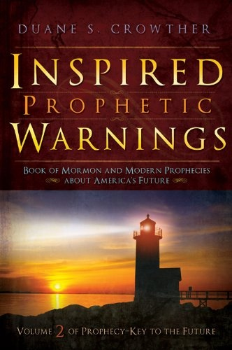 Image for INSPIRED PROPHETIC WARNINGS -