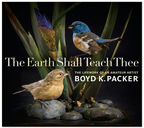 Image for The Earth Shall Teach Thee -  The Lifework of an Amatuer Artist