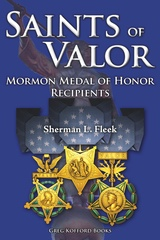 Image for Saints of Valor -  Mormon Medal of Honor Recipients