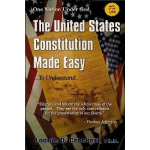 Image for The United States Constitution Made Easy ... To Understand