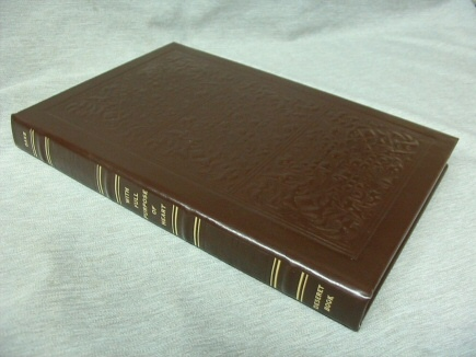 Image for WITH FULL PURPOSE OF HEART - Limited Leather -   Collection of Messages by Dallin H. Oaks
