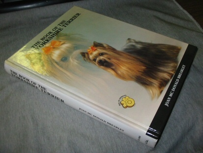 Image for Book of the Yorkshire Terrier