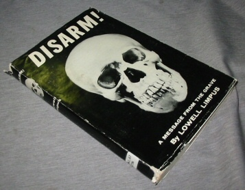 Image for Disarm! -  A Message from the Grave