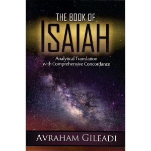 Image for Book of Isaiah - Analytical Translation with Comprehensive Concordance