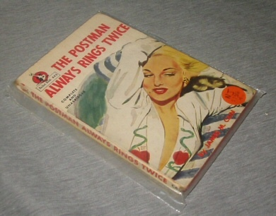 Image for The Postman Always Rings Twice