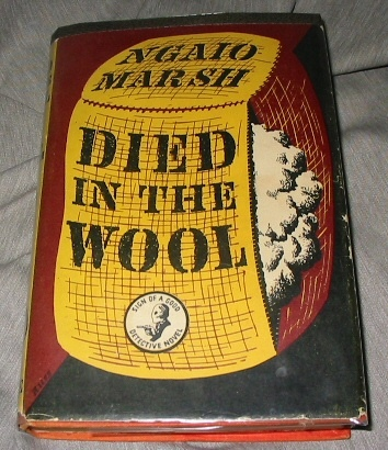 Image for Died In The Wool